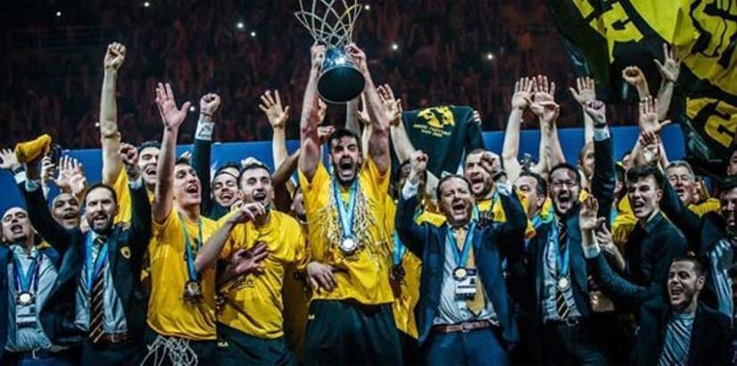 FIBA Şampiyonlar Ligi'nde zafer AEK'nın