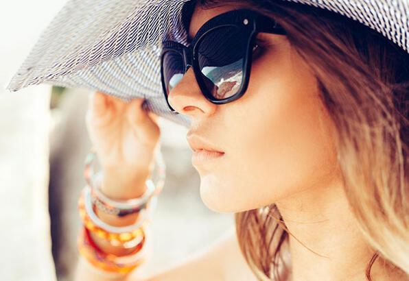 Pahalı güneş gözlüğü kaliteli demek değildir