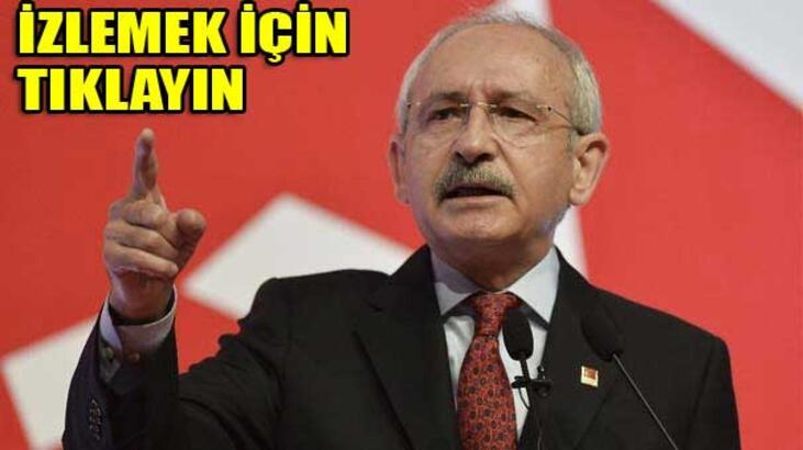CHP seçim beyannamesini açıkladı