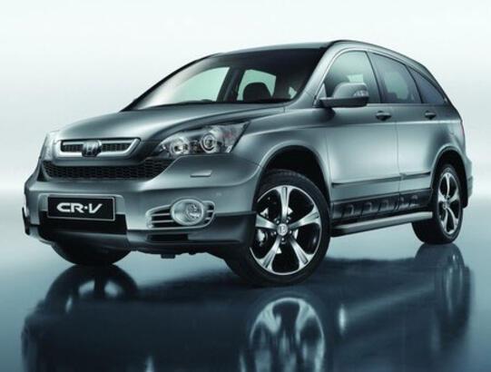 Türk malı ilk cip: Honda CR-V