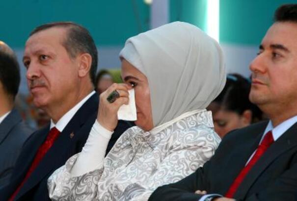 Erdoğan'a sürpriz