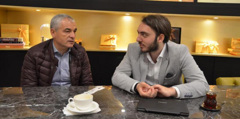 Rıza Çalımbay: 'Trabzon'da kalmak istesem yönetim sözleşmemi uzatırdı'