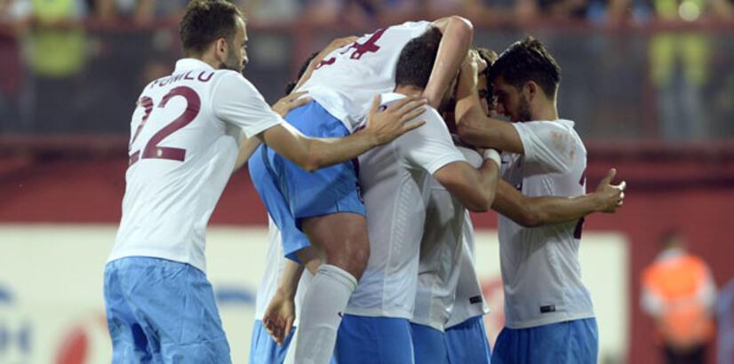 Trabzonspor, Avrupa'da 123. maçına çıkıyor!