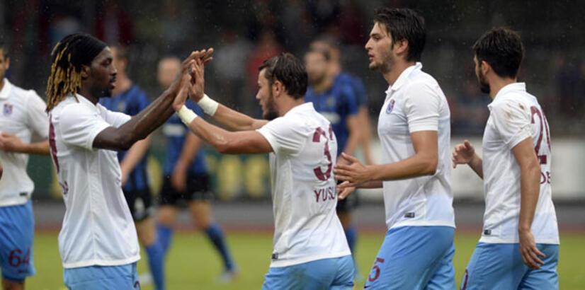 Trabzonspor, Avrupa'da 124. maçına çıkıyor!