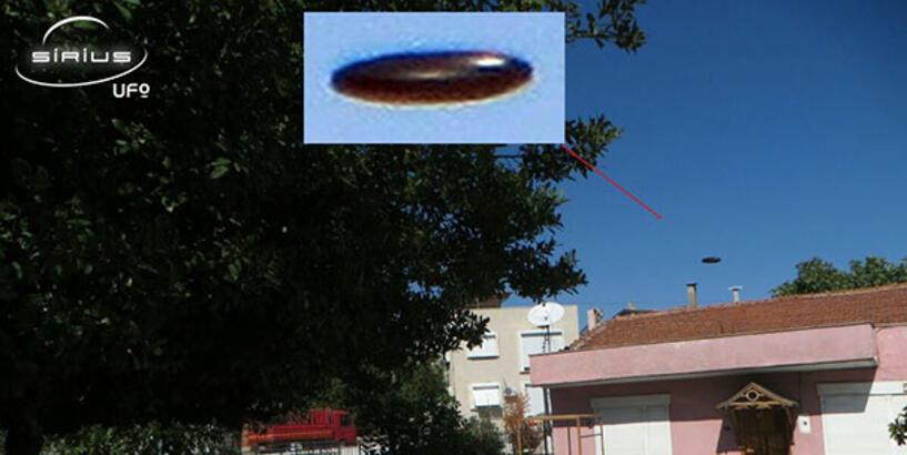 Akdeniz Üniversitesi'nde UFO'lar ders oldu