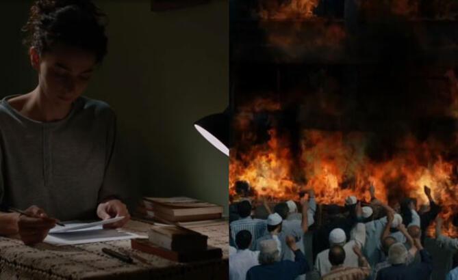 """Büyük katliam…""""Madımak Carina'nın Günlüğü"""" 25 Eylül'de vizyonda.."""