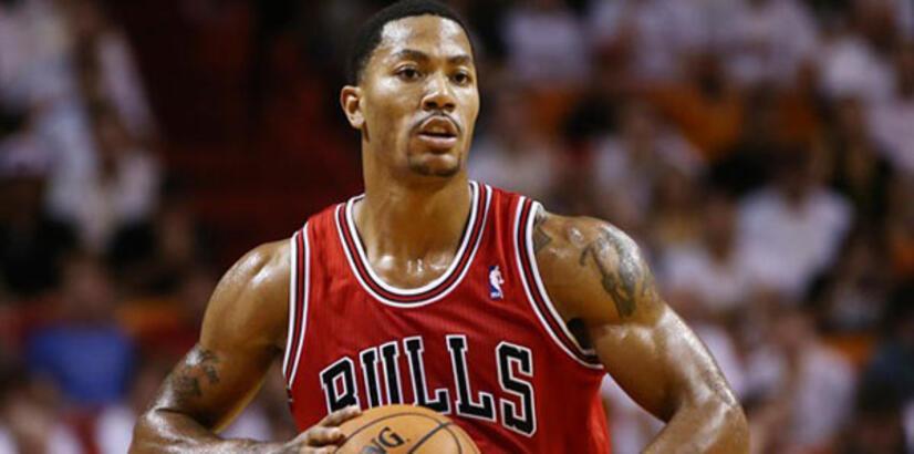 Chicago Bulls'un yıldızı Rose yine sakatlandı