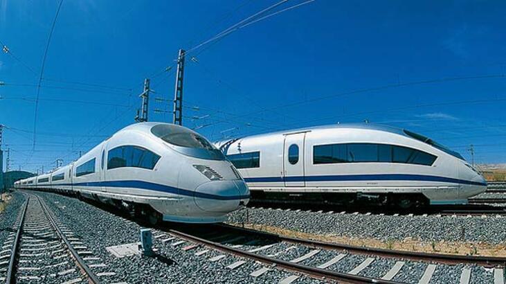 400 kilometre hız yapan trenler Türkiye'ye geliyor
