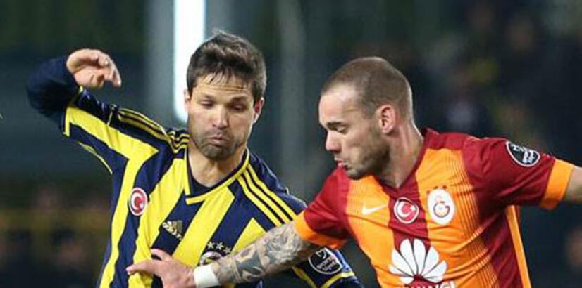 Fenerbahçe - Galatasaray derbisinin biletleri tükendi