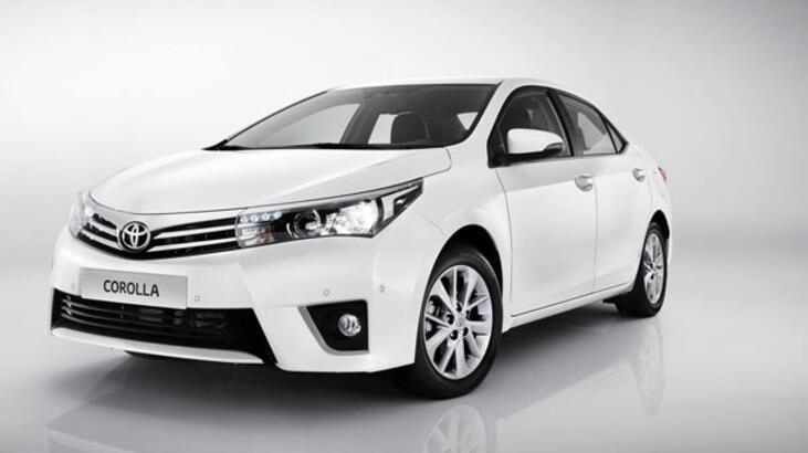 Yeni Toyota Corolla yollara çıkıyor
