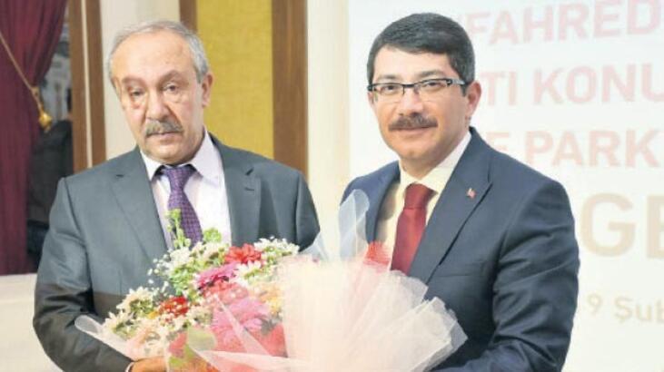 Fahreddin Paşa Parkı açıldı
