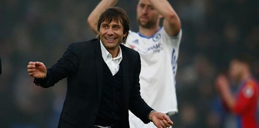 Chelsea, Conte ile rekor kırdı