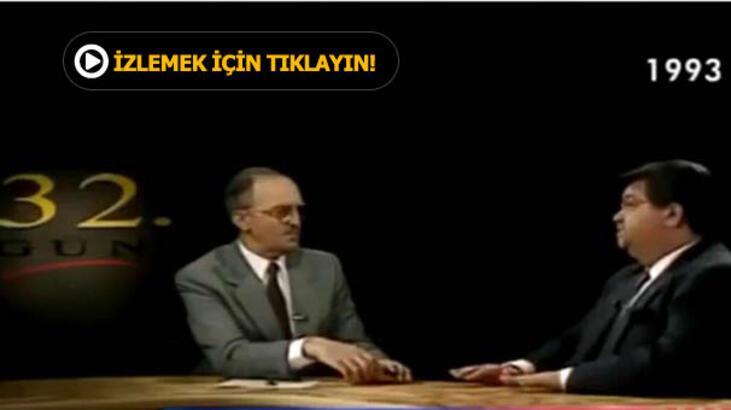 Özal'ın başkanlık açıklamasında dikkat çeken detay
