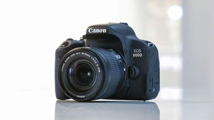 Canon'dan dünyanın en hızlı netleme yapabilen fotoğraf makinesi