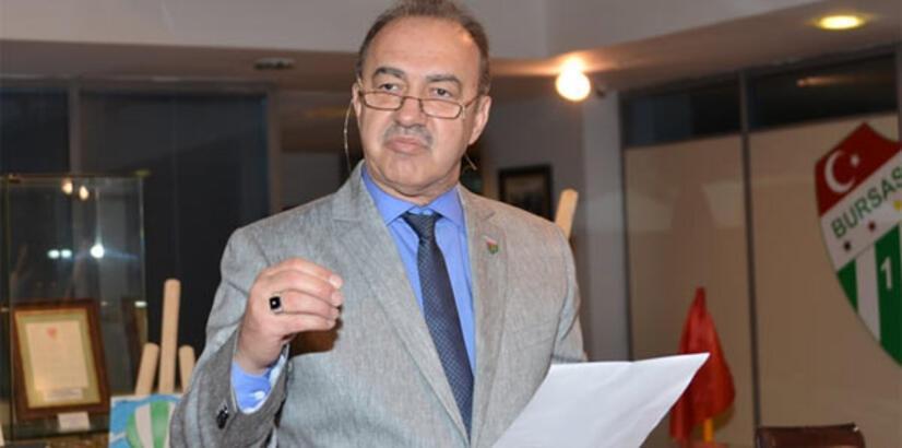 Bursaspor'da son aday Burhan Vatan