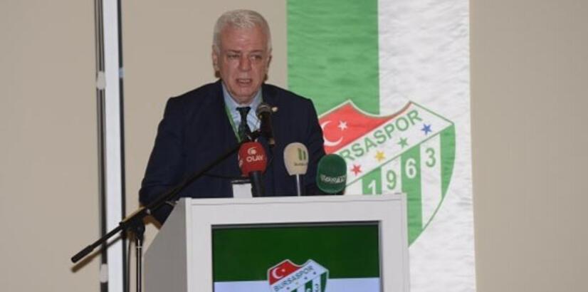 """Ali Ay: """"Bursaspor'u düzlüğe çıkartmak istiyorum"""""""