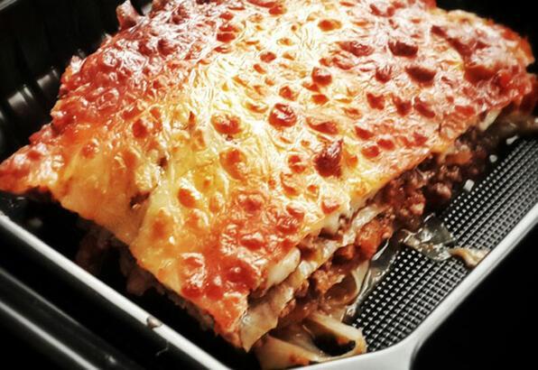 Lahana Lazanya ile sağlıklı diyet