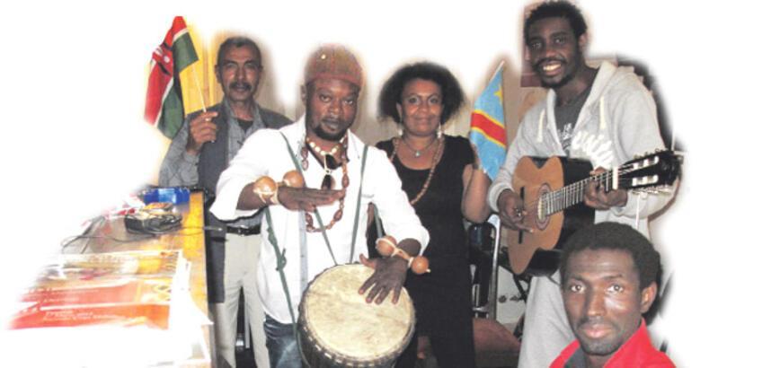 İzmirli Afrikalılar bayram kutlayacak