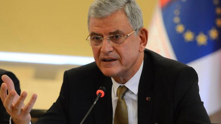 TBMM Dışişleri Komisyonu Başkanı Bozkır: CHP bunun gereğini yapmalıdır