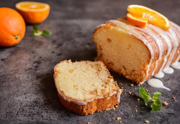Kış aylarının vazgeçilmezi portakallı kek