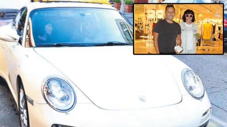 Ünlü çifte Porsche şoku!
