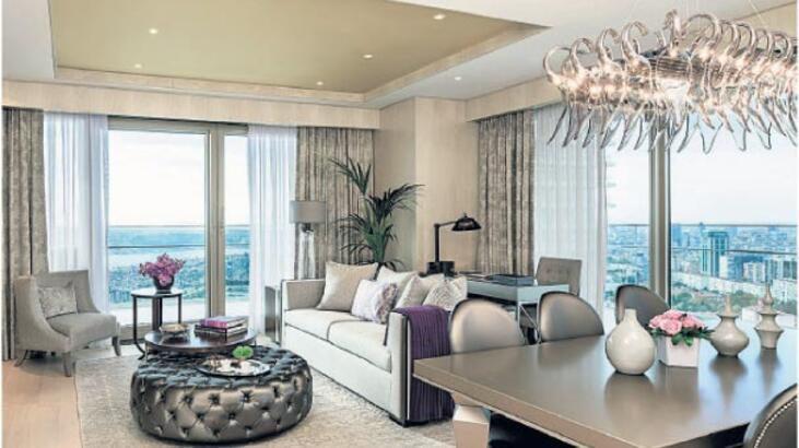 Raffles 'rezidans' konseptini başlattı