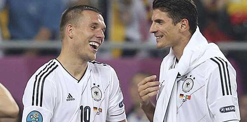 Almanya Futbol Milli Takımı kadrosu belli oldu! Gomez, Podolski...