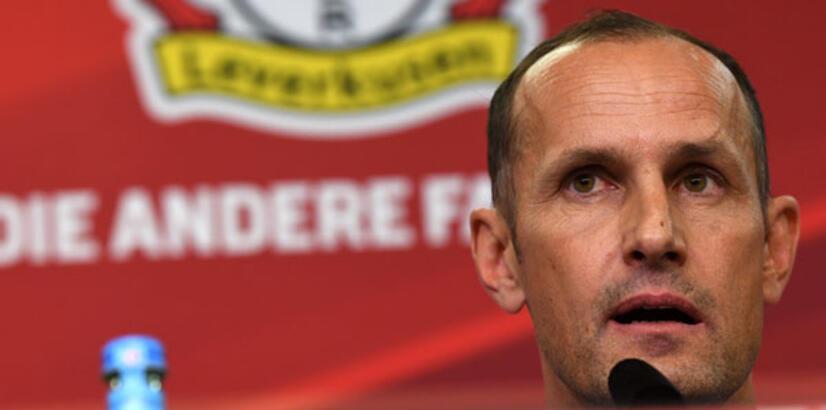 Heiko Herrlich Bayer Leverkusen'de