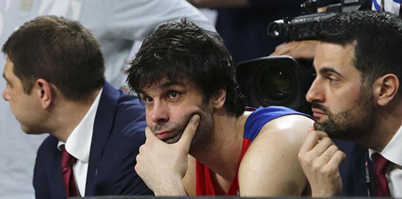 Teodosic, CSKA'dan ayrılıyor!