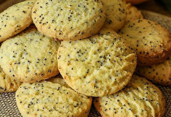 Limonlu haşhaşlı kurabiye tarifi