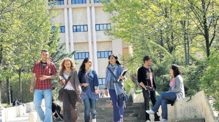 Üniversiteler YÖK Atlas'ta