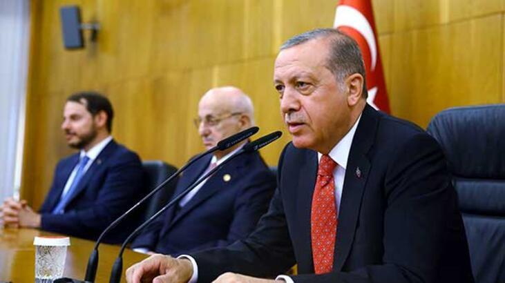 Erdoğan:  PKK'ya İran ile müşterek operasyon her an gündemde