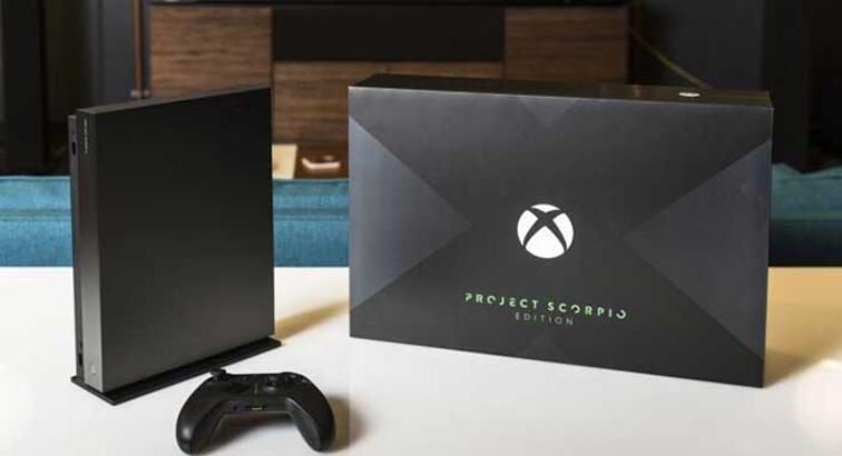 Xbox One X için geliştirilen oyunların tam listesi açıklandı