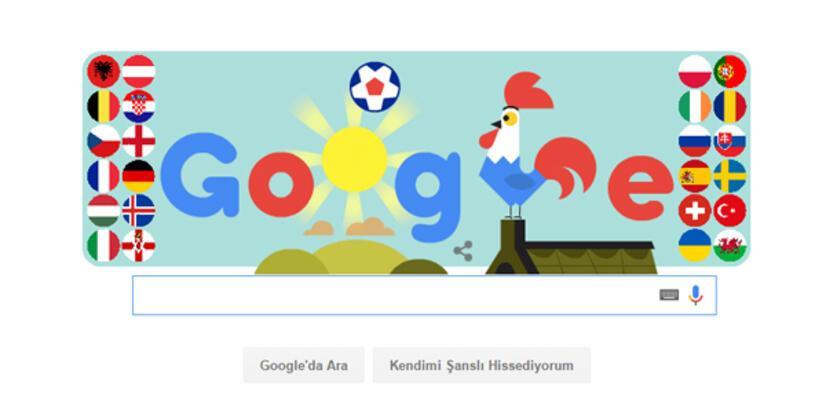 Google'den sürpriz Doodle'ı