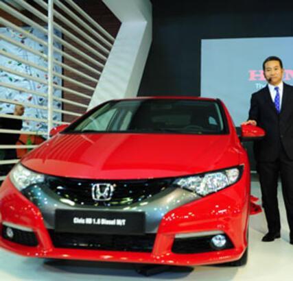 Honda'nın Gücü Autoshow 2012'de