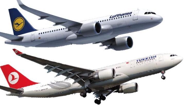 'Lufthansa Asya'da THY ile işbirliğine muhtaç'