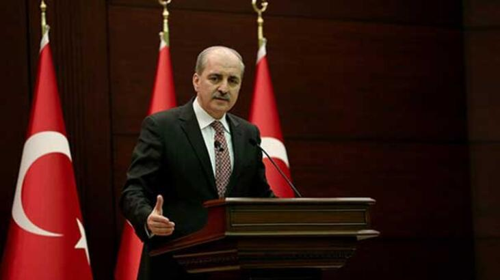Hükümet Sözcüsü Numan Kurtulmuş'tan flaş açıklamalar