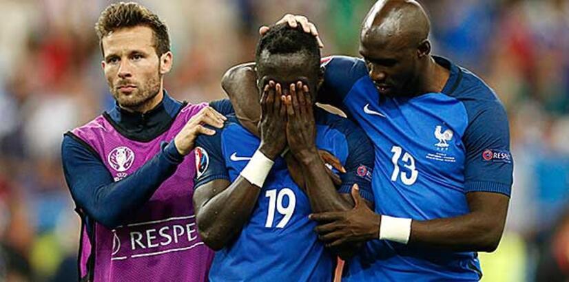 Fransa'nın finalde kaybetmesi ülke basınında