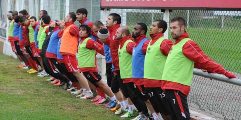 Samsunspor'aa altyapıdan 5 oyuncu