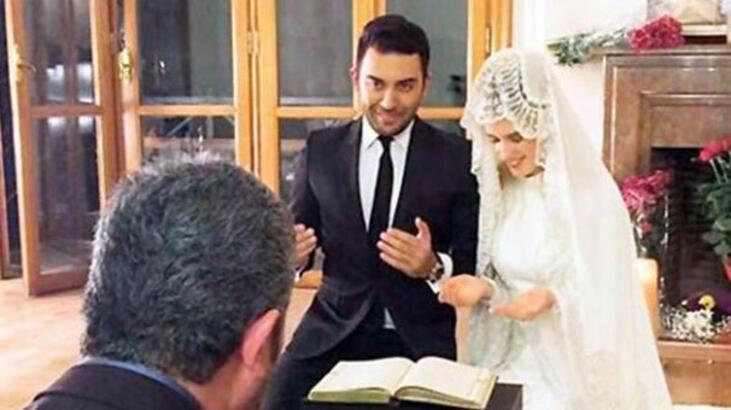 Müslüman oldu, imam nikahı ile evlendi