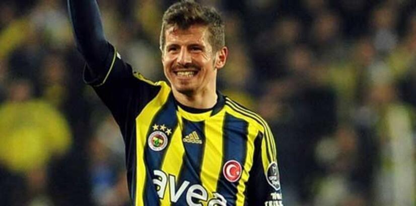 Fenerbahçe'de Emre şoku!