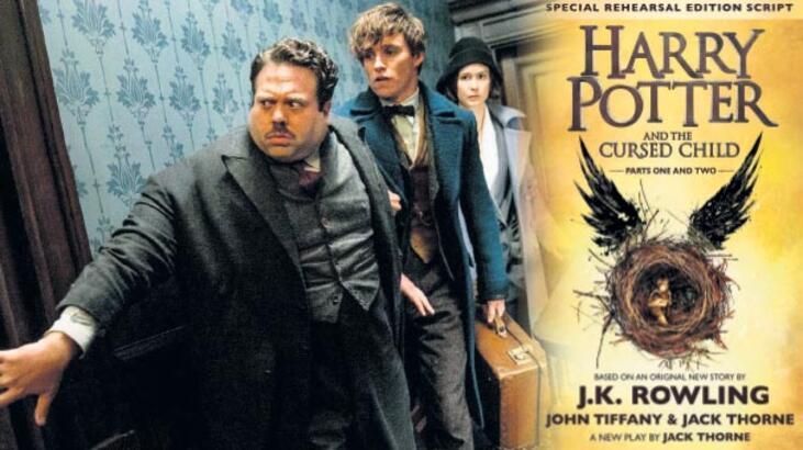 Yer gök Harry Potter!
