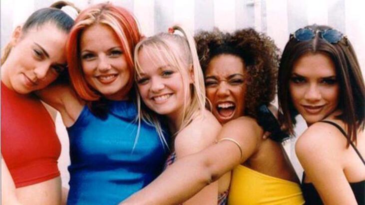 'Spice Girls'den yeni albüm geliyor