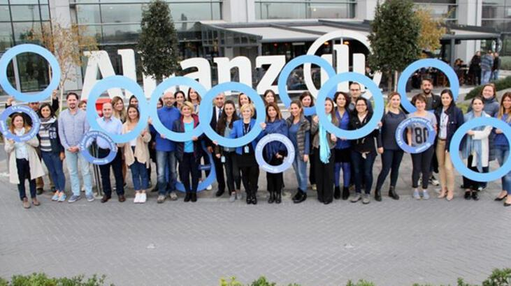 """Allianz'dan """"Dünya Diyabet Günü"""" etkinliği"""