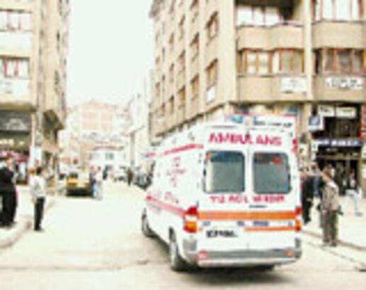 Hayat kurtaran  ambulansa ceza