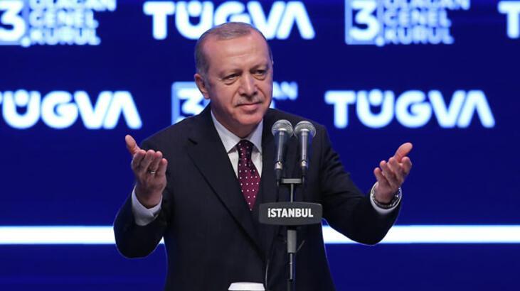 Cumhurbaşkanı Erdoğan'dan gençlere önemli tavsiyeler: Bana da hocam öyle derdi...