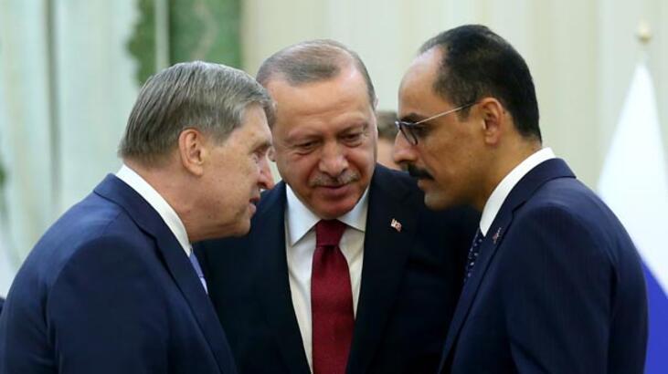 Dört ülke İstanbul'da İdlib için bir araya geldi!