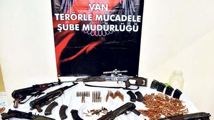 Provokasyona hazırlanan teröristlere operasyon