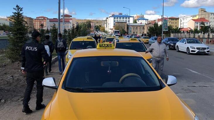 Son dakika: Taksicilere şok uygulama! Ceza yağdı...