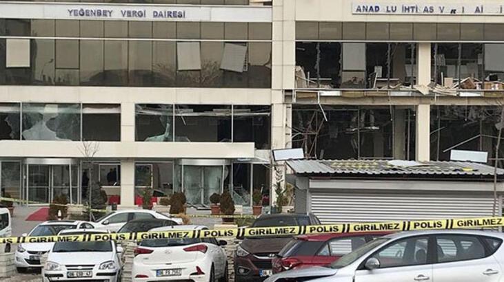Ankara'daki bombalı saldırıyla ilgili flaş gelişme